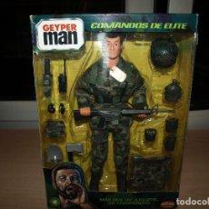 Geyperman: GAYPER MAN - COMANDOS DE ELITE - 12REF.C 6189 9200 - CON CAJA - BUEN ESTADO - VER LAS FOTOS. Lote 221457400