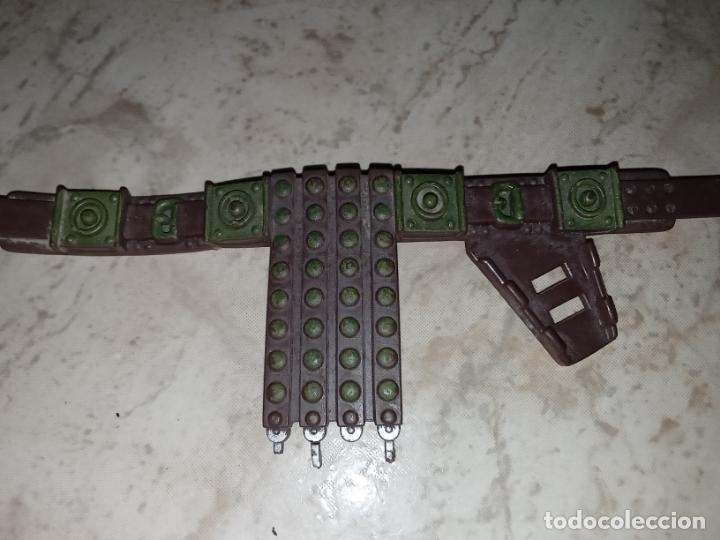 Geyperman: Cinturón accesorio militar para figuras de acción geyperman action man ken o similar - Foto 2 - 222792096