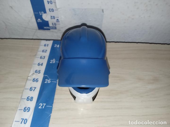 Geyperman: Casco accesorio para figuras de acción geyperman action man ken o similar - Foto 9 - 222792360
