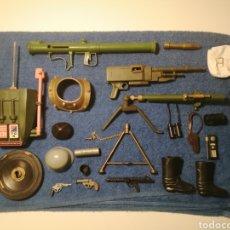 Geyperman: LOTE DE ARMAS Y ACCESORIOS GEYPERMAN PARA PIEZAS. Lote 225914535