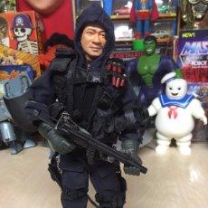 Geyperman: FIGURA DE SWAT GEO POLICIA TIPO GEYPERMAN. Lote 226374560
