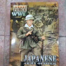 Geyperman: BBI ELITE FORCE ACTION FIGURE WWII JAPANESE ARMY OFFICER 1/6. Lote 226876040