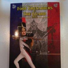 """Geyperman: DRAGON ACTION FIGURE """"JEAN"""" GRANADERO FRANCES DE LA GUARDIA. Lote 227739286"""