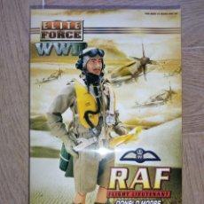 Geyperman: ACTION FIGURE ELITE FORCE BBI OFICIAL PILOTO DE LA RAF WWII DONAL MOORE 1/6. Lote 227873440