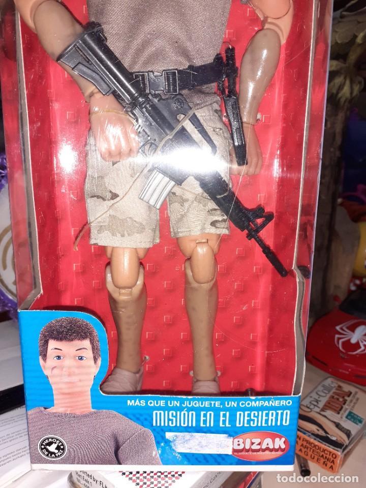 Geyperman: Geyperman.Soldados del mundo,héroes de la paz.Misión en el desierto.Bizak. - Foto 3 - 233894100