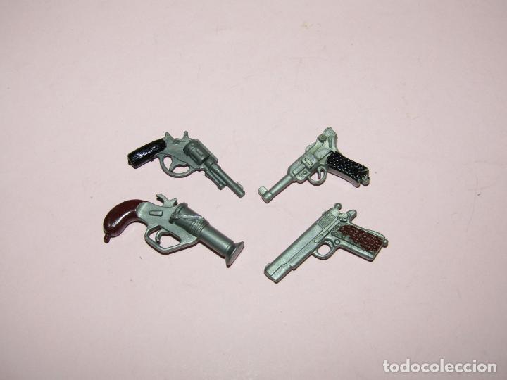 Geyperman: Antiguo Lote de 4 Pistolas de GEYPERMAN Original - Año 1970-80s. - Foto 2 - 236896195