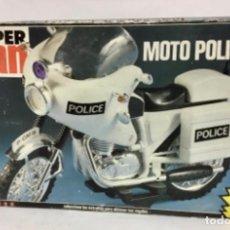 Geyperman: GEYPERMAN: MOTO DE POLICÍA. NUEVA SIN ABRIR. EN PERFECTO ESTADO. AÑOS 70-. Lote 242225020