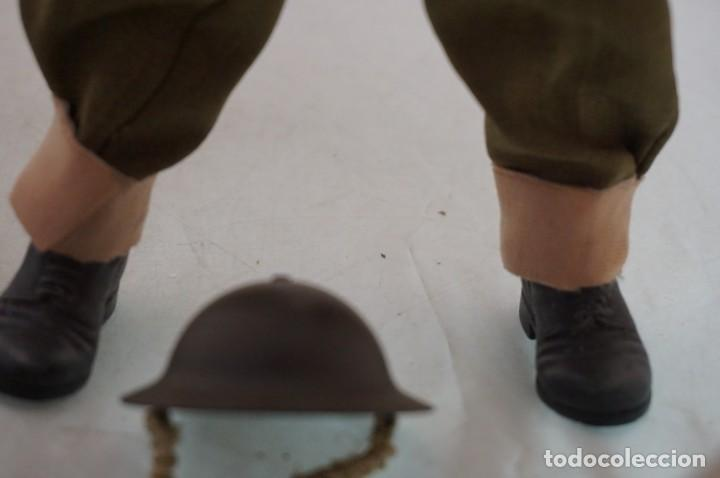 Geyperman: MARAVILLOSO SOLDADO CON TODOS SUS ACCESORIOS - GEYPERMAN ORIGINAL - VER DETALLES EN LAS FOTOS - Foto 31 - 242475240