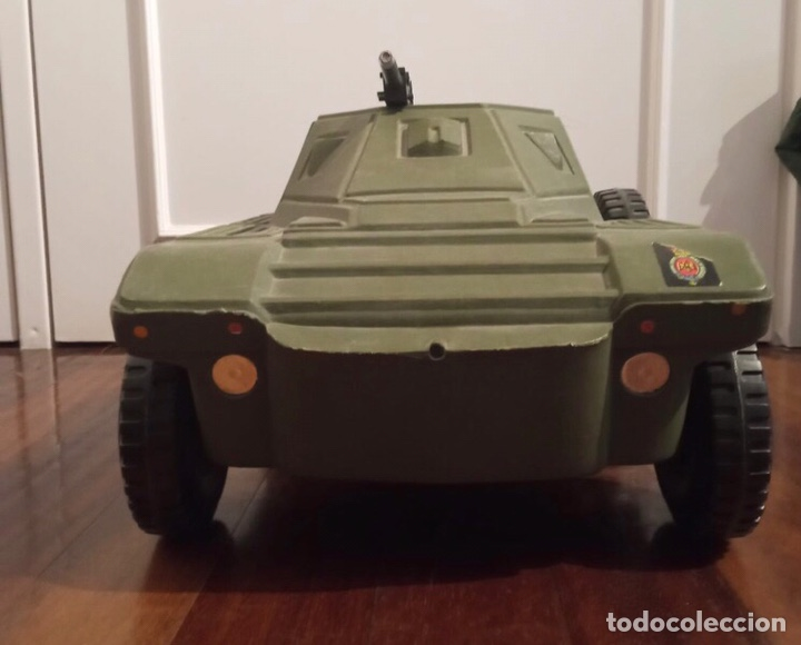 Geyperman: Geyperman carro combate original años 70 - Foto 2 - 243212620