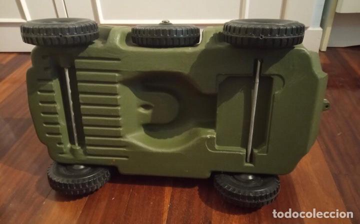 Geyperman: Geyperman carro combate original años 70 - Foto 4 - 243212620