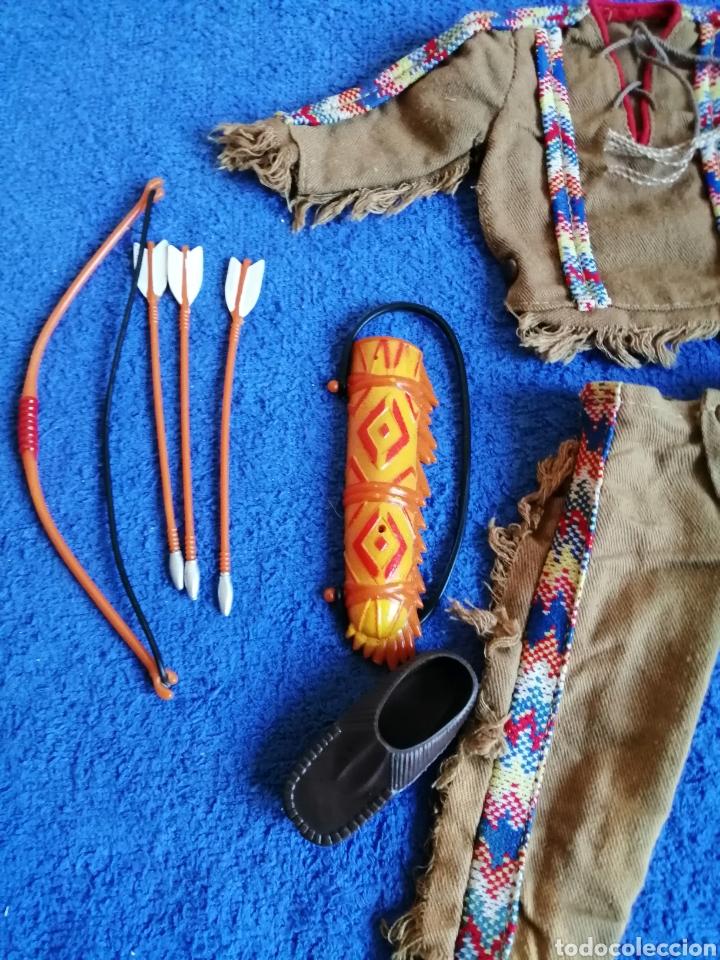 Geyperman: Ropa y Accesorios del Jefe Indio Guerrero Geyperman - Foto 2 - 261136790