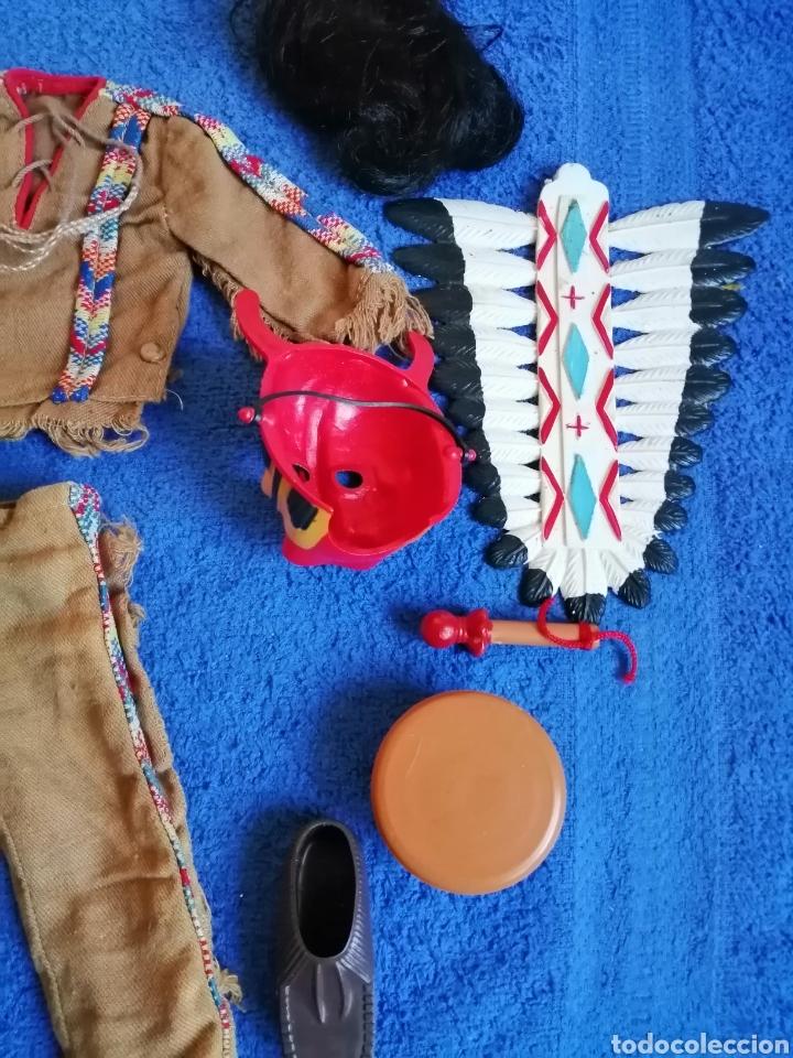 Geyperman: Ropa y Accesorios del Jefe Indio Guerrero Geyperman - Foto 4 - 261136790