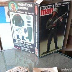 Geyperman: GRAN COLECCION DE ANTIGUOS GEYPERMAN. Lote 262403740