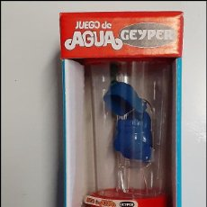 Geyperman: JUEGO DE AGUA GEYPER AÑOS 80 EN CAJA SIN ABRIR. Lote 262416990