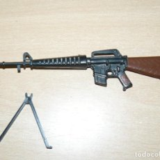 Geyperman: 4. GEYPERMAN AMETRALLADORA SUBFUSIL M-16 M16 1/6 AÑOS 70 ACTION MAN GI JOE 1:6 ALFREEDOM. Lote 268428414