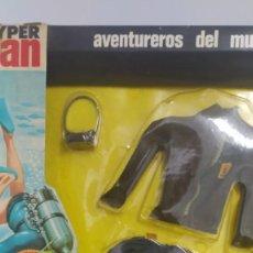 Geyperman: BLISTER SUBMARINISTA GEYPERMAN. Lote 269007009