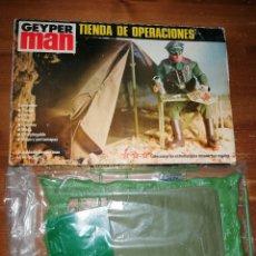 Geyperman: GEYPERMAN TIENDA DE OPERACIONES - AÑOS 70. Lote 284498363