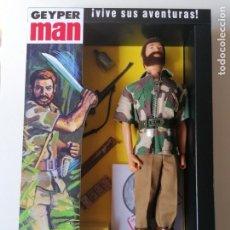 Geyperman: GEYPERMAN SUPERVIVENCIA EN LA JUNGLA REF 7076 REEDICION GEYPER A ESTRENAR ALFREEDOM. Lote 287883773