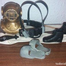 Geyperman: TRAJE ACTION MAN (PALITOY) BUZO -COMPATIBLE CON GEYPERMAN (LEER DESCRIPCION). Lote 288298953