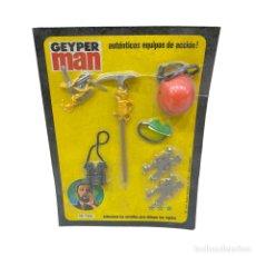Geyperman: BLISTER COMPLEMENTOS GEYPERMAN 7308 NUEVO. Lote 288495773
