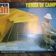 Geyperman: TIENDA DE CAMPAÑA GEYPERMAN.. NUEVA EN CAJA. Lote 295474773