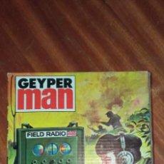 Geyperman: RADIO DE GEYPERMAN.. NUEVA EN SU CAJA.. Lote 295625853
