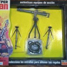 Geyperman: LANZA GARFIOS DE GEYPERMAN. NUEVO EN SU CAJA.. Lote 295630633