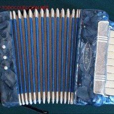 Instrumentos musicales: ACORDEON. Lote 26929433