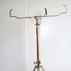 Instrumentos musicales: SOPORTE, ATRIL ANTIGUO METÁLICO. Lote 27030898