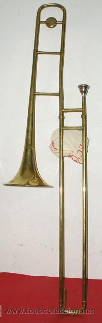 TROMBON DE VARAS GAUTROT SPECIALE (Música - Instrumentos Musicales - Viento Metal)