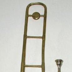 Instrumentos musicales: TROMBON DE VARAS GAUTROT SPECIALE. Lote 12479732