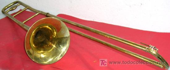 Instrumentos musicales: TROMBON DE VARAS GAUTROT SPECIALE - Foto 2 - 12479732