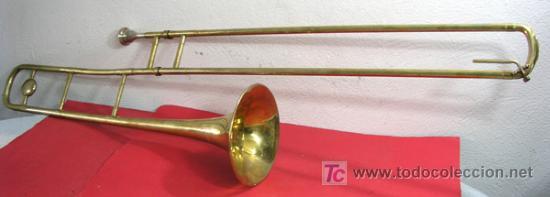 Instrumentos musicales: TROMBON DE VARAS GAUTROT SPECIALE - Foto 3 - 12479732
