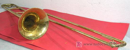 Instrumentos musicales: TROMBON DE VARAS GAUTROT SPECIALE - Foto 4 - 12479732