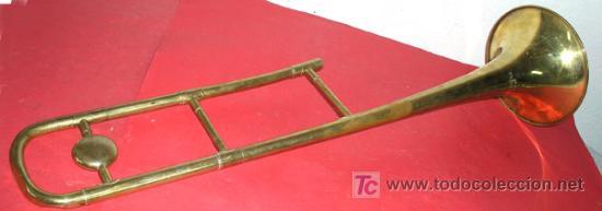 Instrumentos musicales: TROMBON DE VARAS GAUTROT SPECIALE - Foto 5 - 12479732