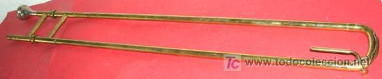 Instrumentos musicales: TROMBON DE VARAS GAUTROT SPECIALE - Foto 6 - 12479732