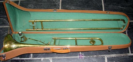 Instrumentos musicales: TROMBON DE VARAS GAUTROT SPECIALE - Foto 11 - 12479732