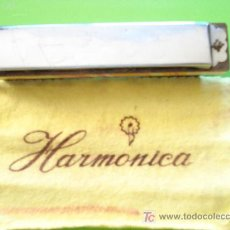 Instrumentos musicales: ARMONICA. Lote 27205302
