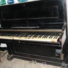 Instrumentos musicales: PIANO ANTIGUO. Lote 23068881