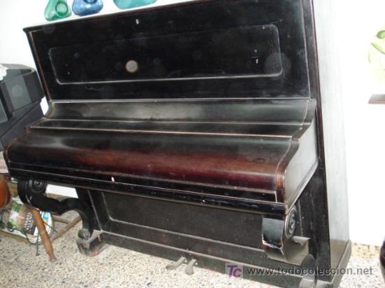 Instrumentos musicales: PIANO ANTIGUO - Foto 2 - 23068881