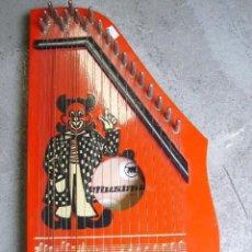 Instrumentos musicales: BONITO INSTRUMENTO MINI -ZITTER -ALEMANIA -ANOS 60 APROXNTE. Lote 26591420