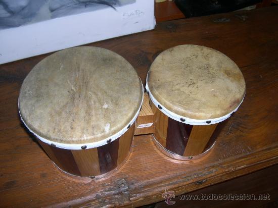 BONGOS (Música - Instrumentos Musicales - Percusión)