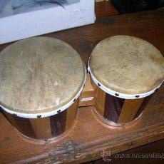 Instrumentos musicales: BONGOS. Lote 13367988