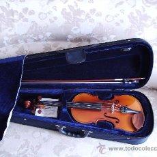 Instrumentos musicales: VIOLIN. 3/4 .. IMPECABLE.. Lote 26784898