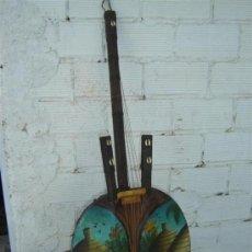Instrumentos musicales: ESPECIE DE GUITARRA AFRICAN ANTIGUA. Lote 13149108