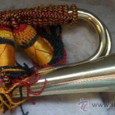 Instrumentos musicales: CORNETA BELGA. Lote 26632875