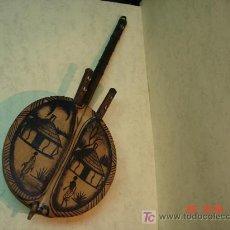 Instrumentos musicales: CURIOSO INSTRUMENTO DE 8 CUERDAS - VER FOTOS -. Lote 26292293
