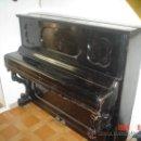 Instrumentos musicales: PIANO ALEMAN. Lote 33116102