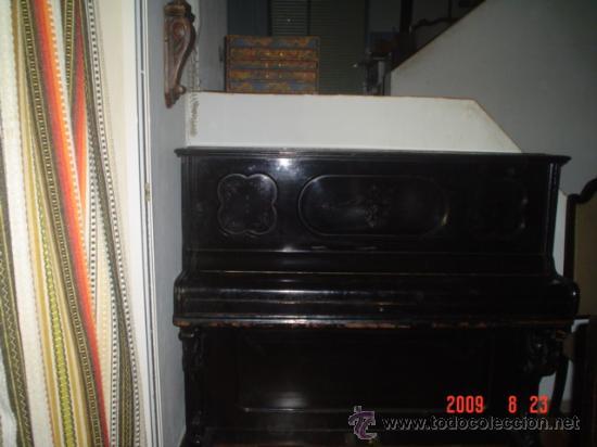 Instrumentos musicales: PIANO ALEMAN - Foto 2 - 33116102
