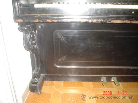 Instrumentos musicales: PIANO ALEMAN - Foto 8 - 33116102